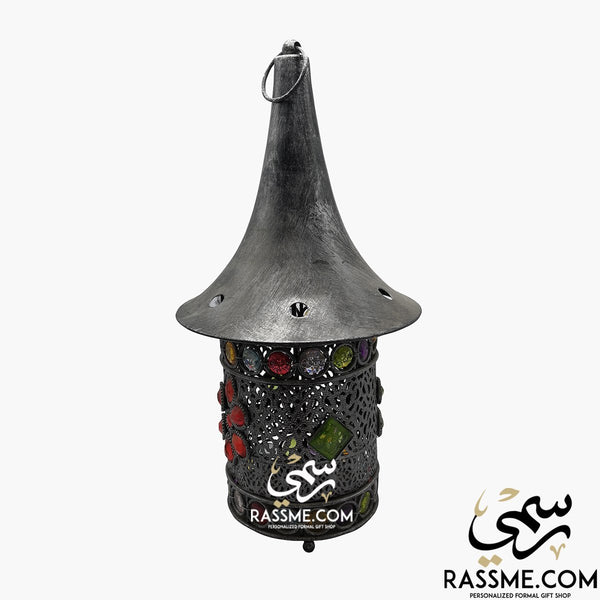 Candle Cottage Ramadan Lantern Desk - Rassme