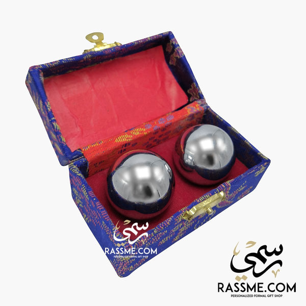 Baoding Balls Chinese Health Exercise Stress Balls - in Jordan