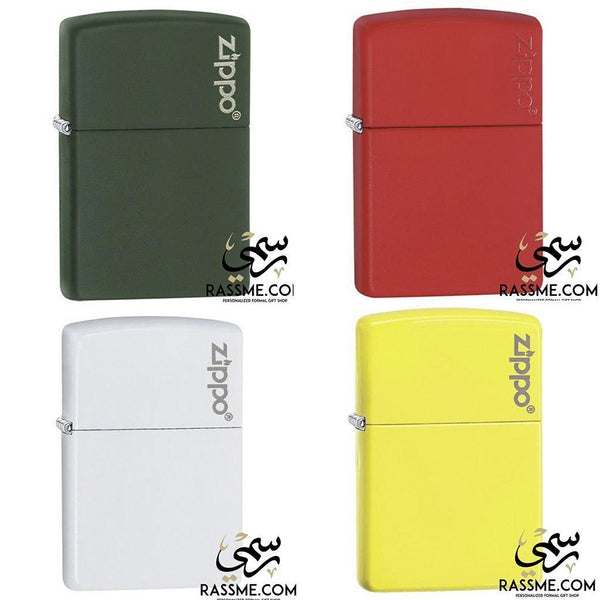 Five Colors - Zippo Lighters In Jordan - in Jordan