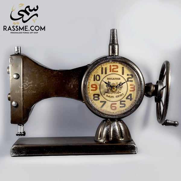 Clock Desk Sewing Machine - in Jordan
