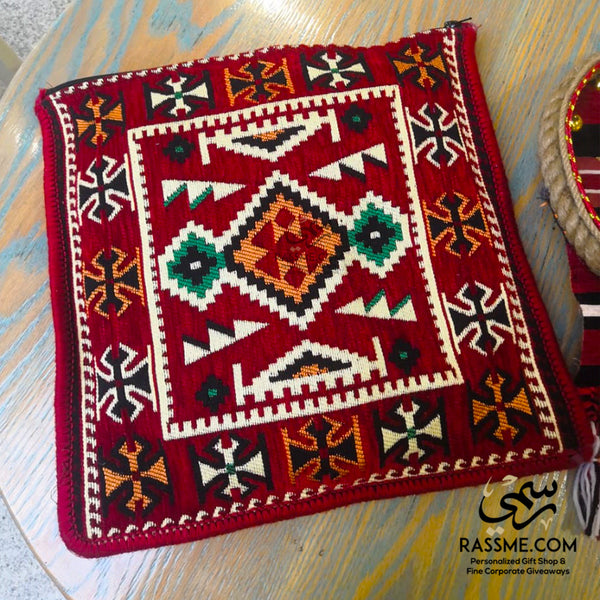 Arabian Sadu Cushions - in Jordan