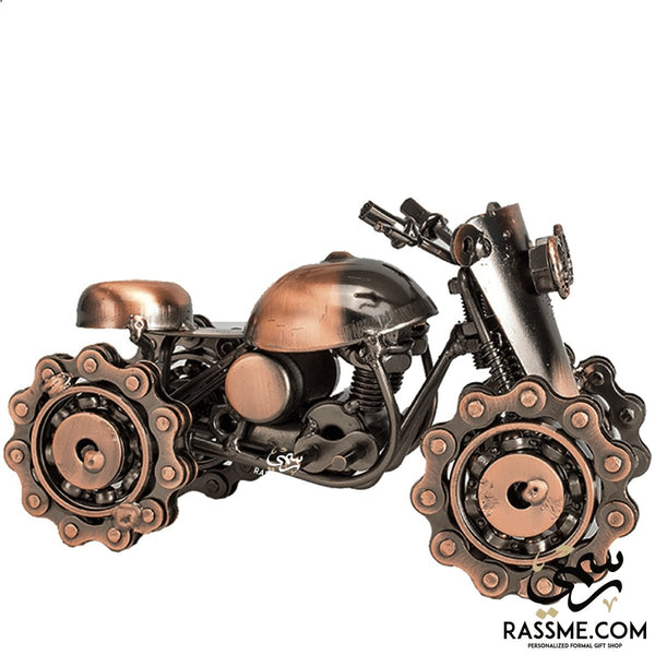Handicraft Bronze Motor - Free Engraving - in Jordan