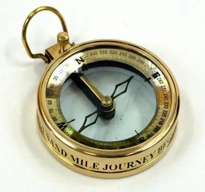 Nautical marine vintage spencer & co. London 1905 compass - in Jordan