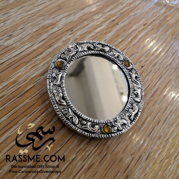 Personalized Portable Vintage Small Mirror - Rassme