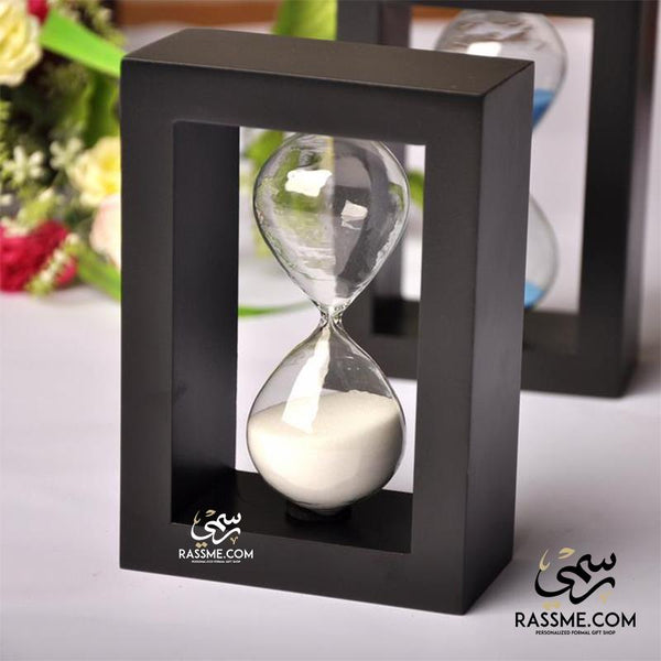 Hourglass Sand Clock Wooden Frame - موقع رسمي, afghani shop, afghani bazar, afghani bazaar, rassmi.com, rassme.com, مكتب, الأفغاني, هدايا ملوكية, هدية فخمة, تخطيط, ليزر, قلم, اصلي, مجاناً, مجانا, أبراج, مميز, Afghani Amman, Afghani Jordan, Afghani shop near me, dress, فستان عرس, بدلة عرس, online shop in Jordan, best gift shop in Jordan, gift shop, Jordanian gift shop, gifts for mom, gifts for husband, anniversary, special, best gift, Delivery, gift delivery, Jordan unique gifts
