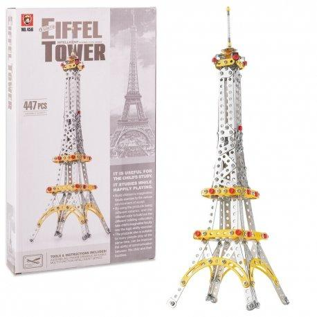 Intelligent Eiffel Tower Assembly Alloy