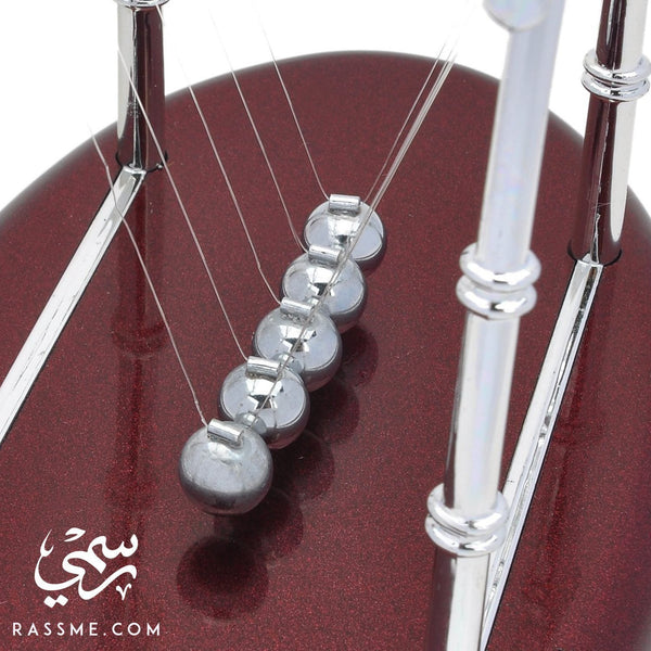Newton Cradle Arc - 5 Seconds - in Jordan