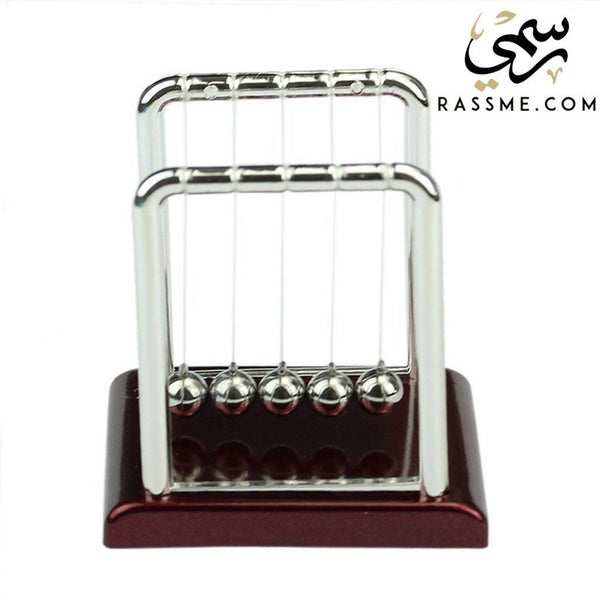 Newton Cradle Rectangle