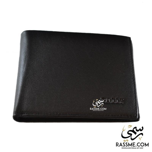 High Quality Leather Wallet Basic - Free Engraving - Rassme