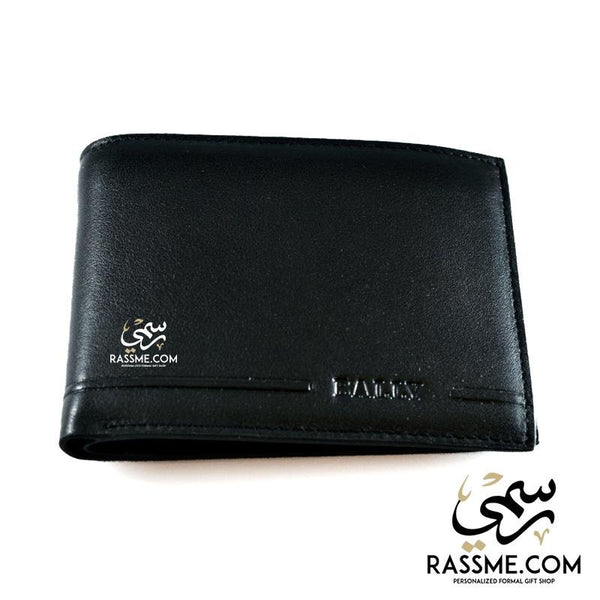 High Quality Leather Wallet Line - Free Engraving - Rassme