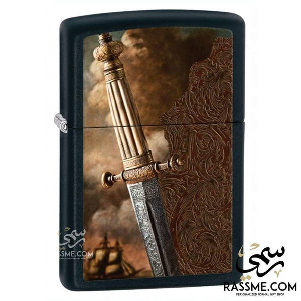 Personalized Antique Sword - Zippo Lighters In Jordan - Rassme