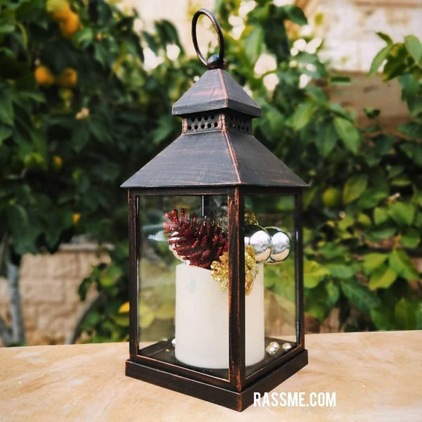 New Year Gift in Jordan - Personalized Lantern - in Jordan