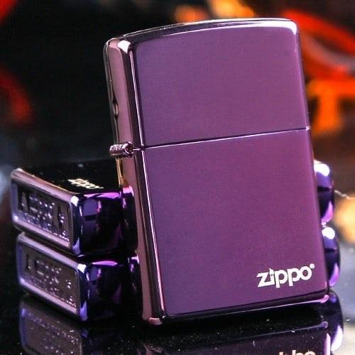 Purple Ice - Zippo Lighters In Jordan - in Jordan