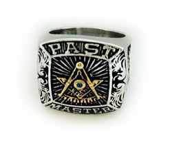 Past Master Mason Signet - Free Masonic Ring RING - Masonic Jewelry Free Masonic Ring - FreeMasonicRing.com