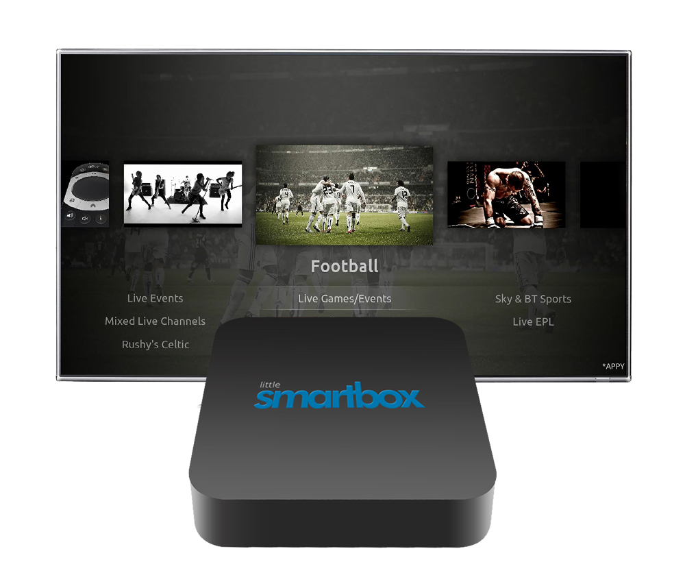 android tv box uk