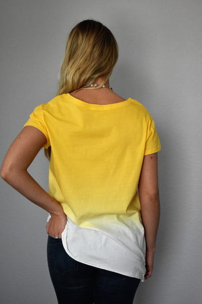 Honey Ombre Top