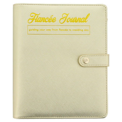 Fiancée Journal 2.0 - Gold