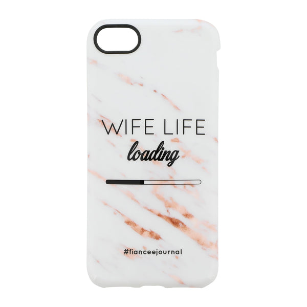 iPhone Case - Wife Life Loading