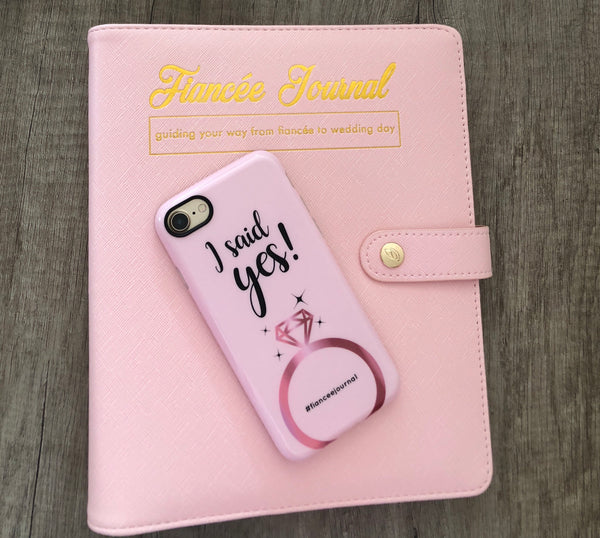 iPhone Case - I SAID YES