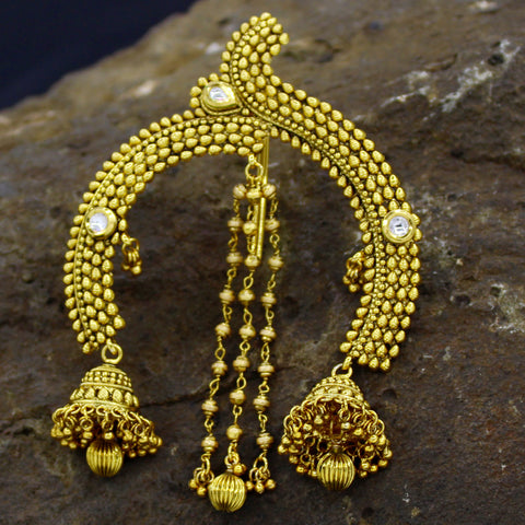 TRADITIONAL JHUMKI  JUDAPIN
