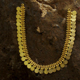 MALHAR LAXMI COIN NECKLACE