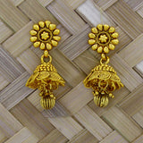 TRADITIONAL GOLD PLATED JHUMKI