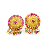 TEMPLE DESIGNER EARRINGS