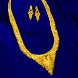 FORMING U' SHAPE LONG NECKALCE