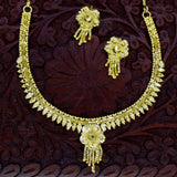 1 GRAM GOLD DESIGNER  NECKLACE