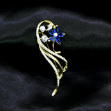 FLOWER DESIGNER BROACH