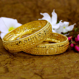 1 GRAM GOLD PLATED KANGAN
