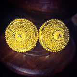 CIRCLE DESIGNER GOLD TOPS