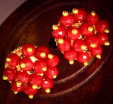 RED BEADS TOPS