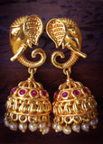 GAJMUKH DESIGN EARRINGS