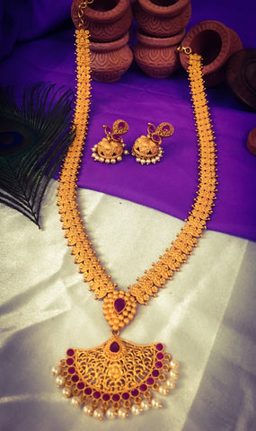 IMPERIAL ROYAL TEMPLE NECKLACE