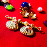 SEA SHELL SHAPE PENDANT