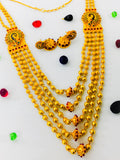 MULTI LAYER NECKLACE SET