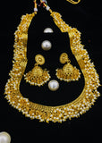 ROYAL PEARL NECKLACE SET