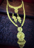 FLORAL 2 IN 1 NECKLACE