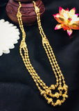 SMALL GOLDEN BEADS MALA