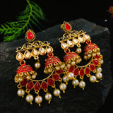FANCY TRADITIONAL EARRINGS