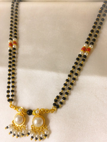 FANCY PEARL MANGALSUTRA