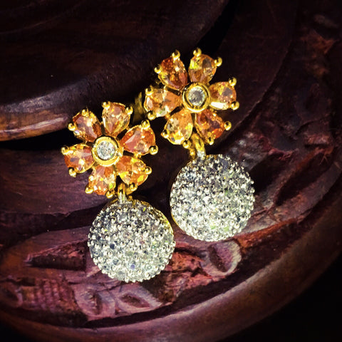 BLOOM DIA STUDS