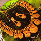 FLORETS DESIGNER NECKLACE