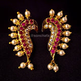 PUNERI MOTI DROPLET EARRINGS