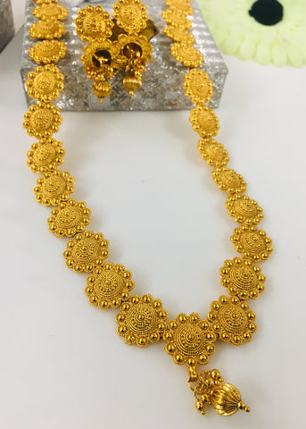 ROYAL ANTIQUE NECKLACE