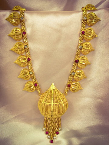 GANPATI MODAK DESIGNER NECKLACE