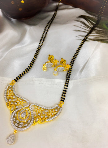 PARTY WEAR DIA MANGALSUTRA