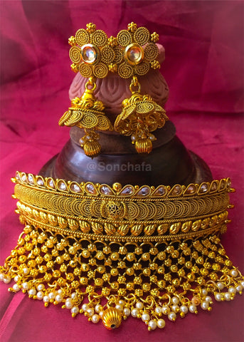 PADMAVATI NECKLACE