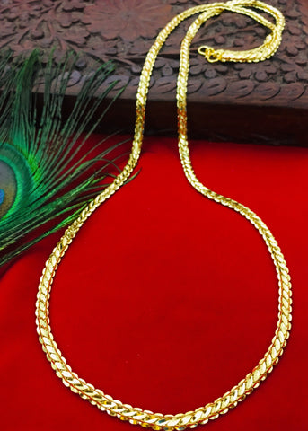 GOLD PLATED EXCLUSIVE CHAIN